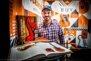 Interview: My Maton Collection by Wadih Hanna