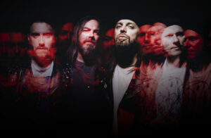 News: Bullet For My Valentine Release New Single/Video 'Parasite' From Seventh Studio Album 'Bullet For My Valentine' Out October 22.